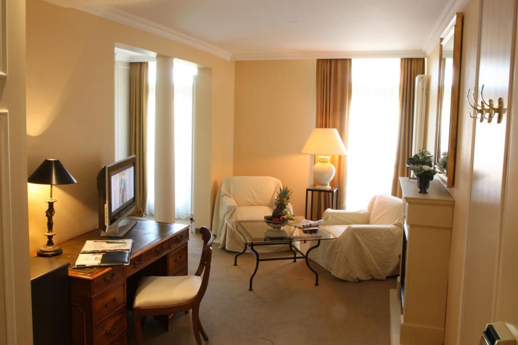 Heimeliges Doppelzimmer im Kurhotel Mürz in Bad Füssing